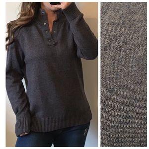 BANANA REPUBLIC Cozy Merino Wool Pullover Sweater